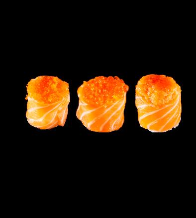 Nigiri set salmone