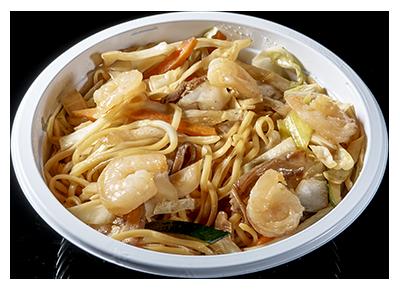 noodles di soia pollo e verdure