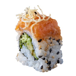 Crunch salmone
