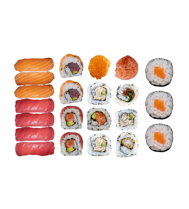 sushi special
